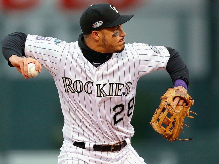 Rockies GM doesn't expect to trade Arenado with free agency looming