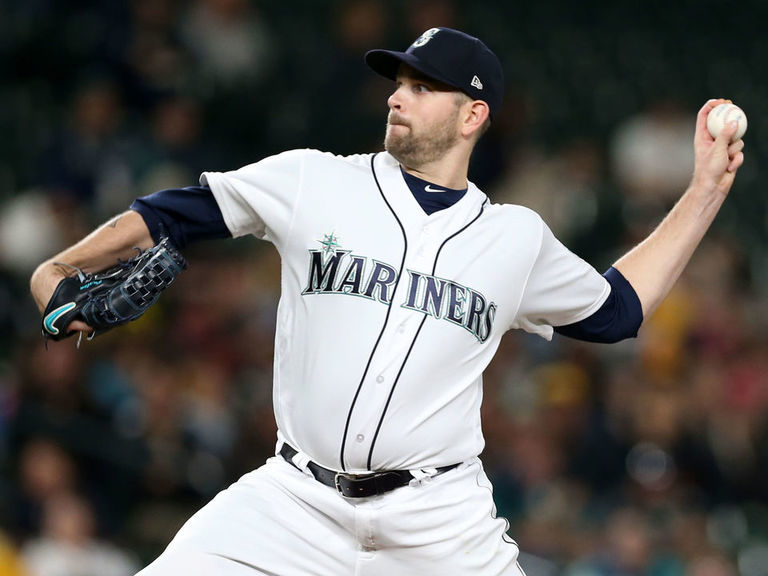 Report: Yankees, Mariners have discussed Paxton trade