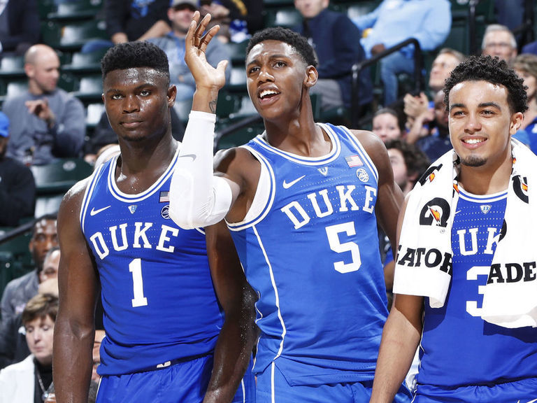 Duke tabbed as favorite to win NCAA Tournament