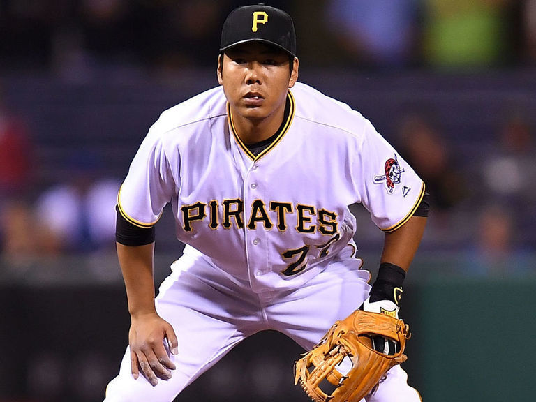 Pirates re-sign Kang to 1-year, $3M contract
