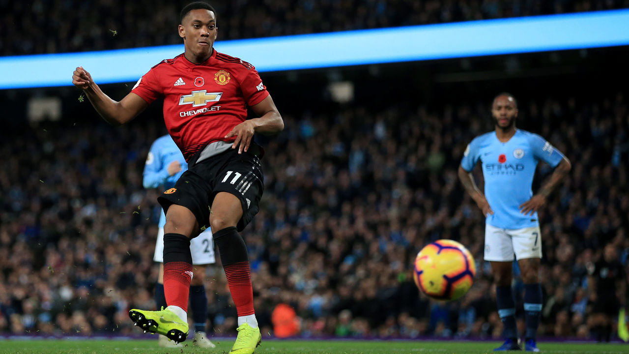 Image result for martial and rashford