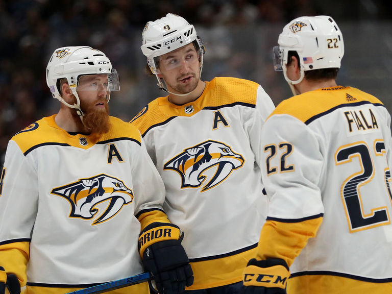 NHL Power Rankings: Preds still lead the pack, Blackhawks in free fall