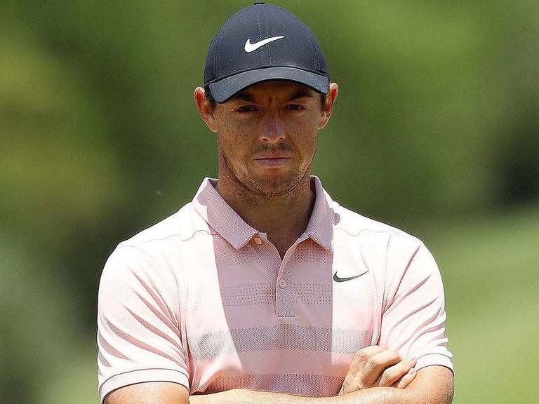 Rory found Solheim Cup tough to watch: 'It was really slow'
