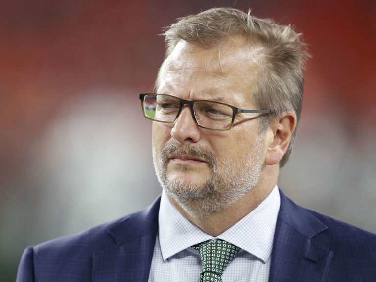 Jets 'very open' to trading down from No. 3 pick