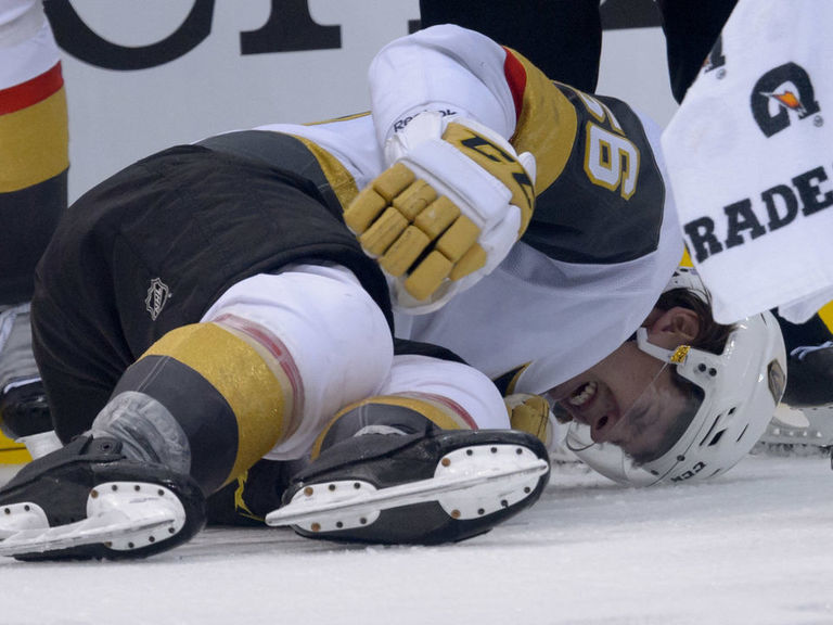 Golden Knights' Haula month to month with injury