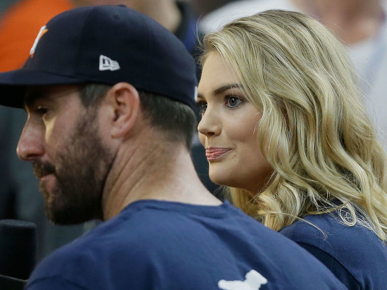 Kate Upton pokes fun at old rant after Verlander gets beat for Cy Young