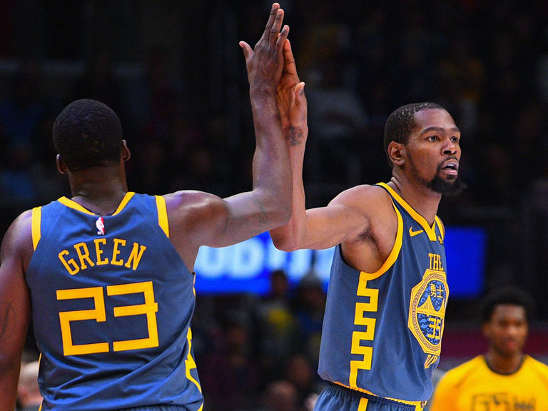 Report: Draymond dared Durant to leave Warriors in rant