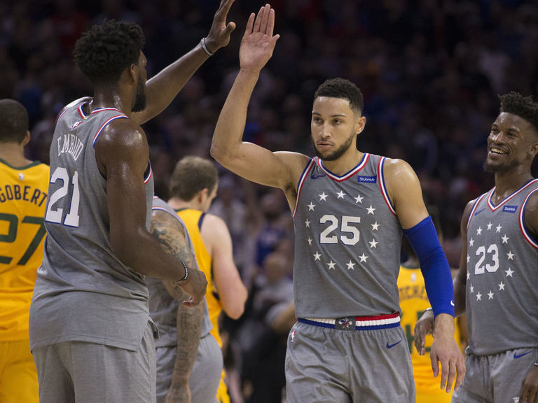 Butler: 'So much more fun' playing with new Sixers teammates