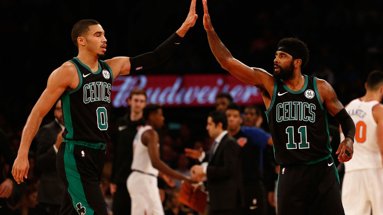 ff8803cc2f19 Kyrie challenges Celtics  young stars after loss to Jazz