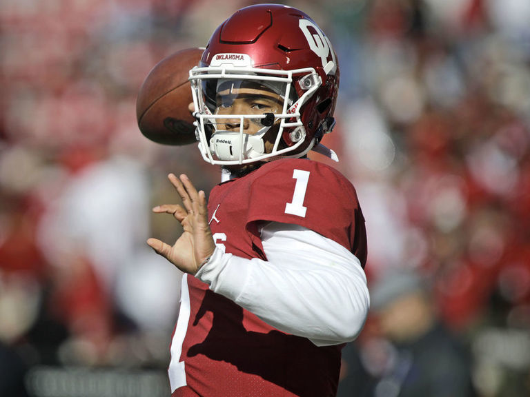 Kingsbury: Kyler Murray 'one of the better dual-threat players to ever play'