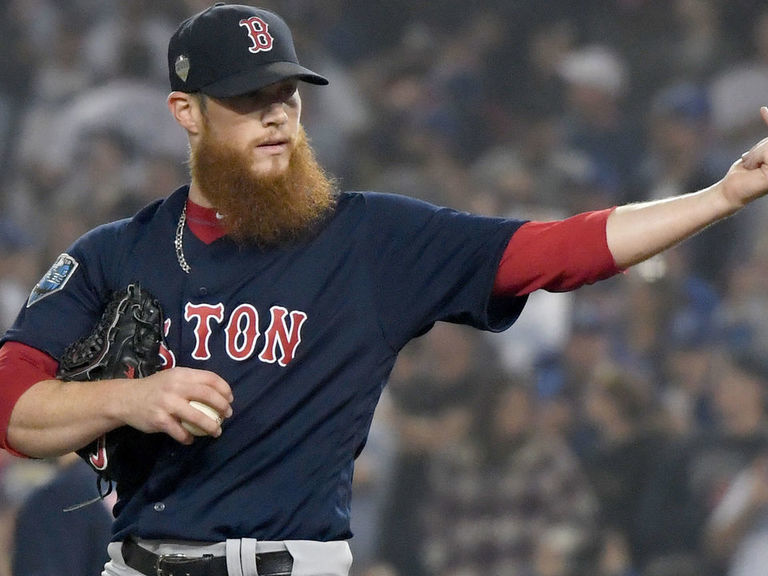 Report: Kimbrel may consider sitting out season if price not met