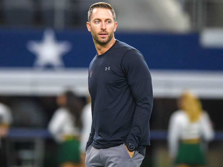 Report: USC stopping Kliff Kingsbury from interviewing with NFL teams