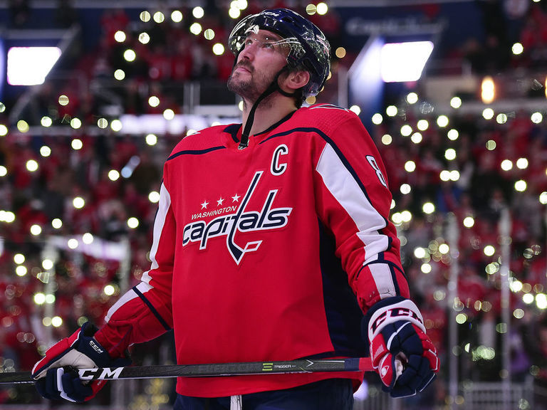 Ovechkin to serve as NHL ambassador in China