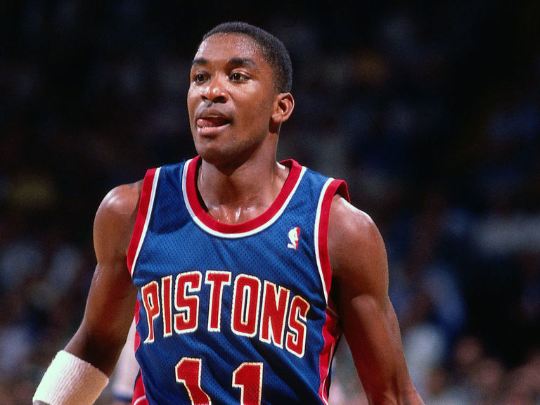 Report: Pistons plan to erect Isiah Thomas statue outside Little Caesa