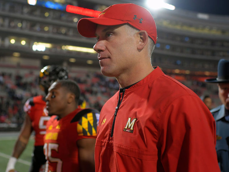 Report: Ex-Maryland HC Durkin consulting at Alabama