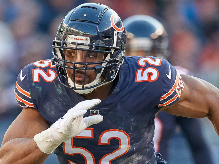 Bears' Mack in win-now mode, feels he's 'running out of time'