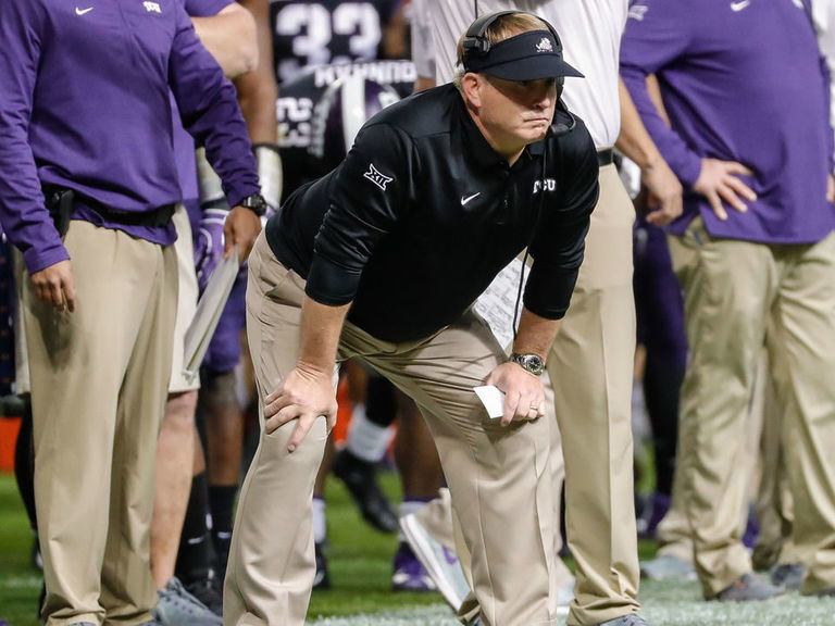 College football Week 8 trend plays: Under cashes when TCU is a road f