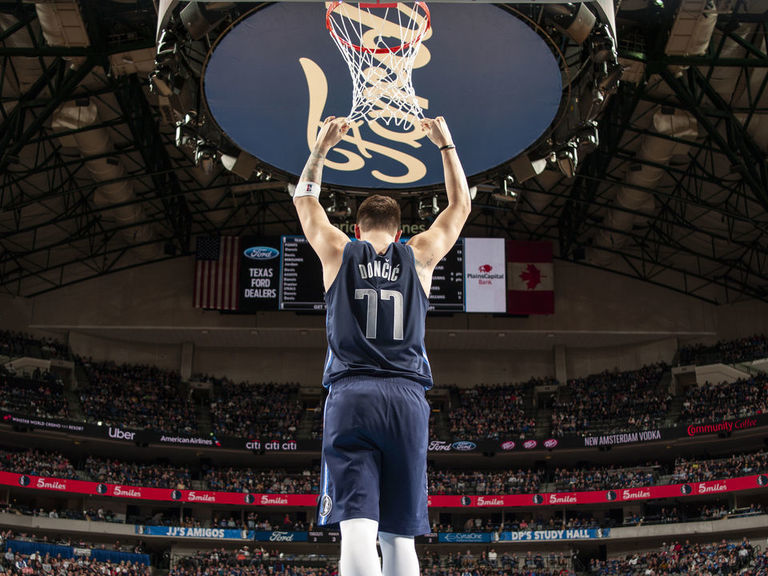 NBA MVP odds: Doncic now a favorite