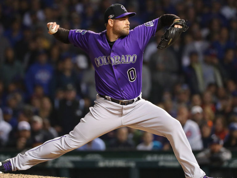 Report: Red Sox, White Sox showing continued interest in Ottavino
