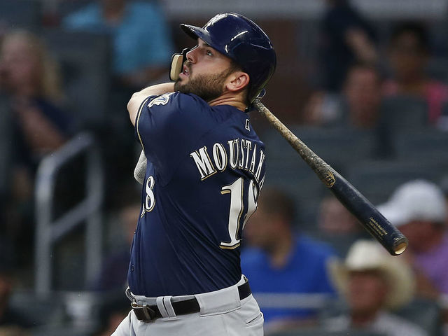 half off 6a571 2b55b Report: Brewers, Moustakas agree to 1-year deal | theScore.com