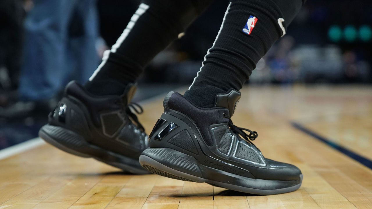 b6370d087341 ... Jordan Johnson   National Basketball Association   Getty. Adidas is  expected to release the D Rose 10 ...