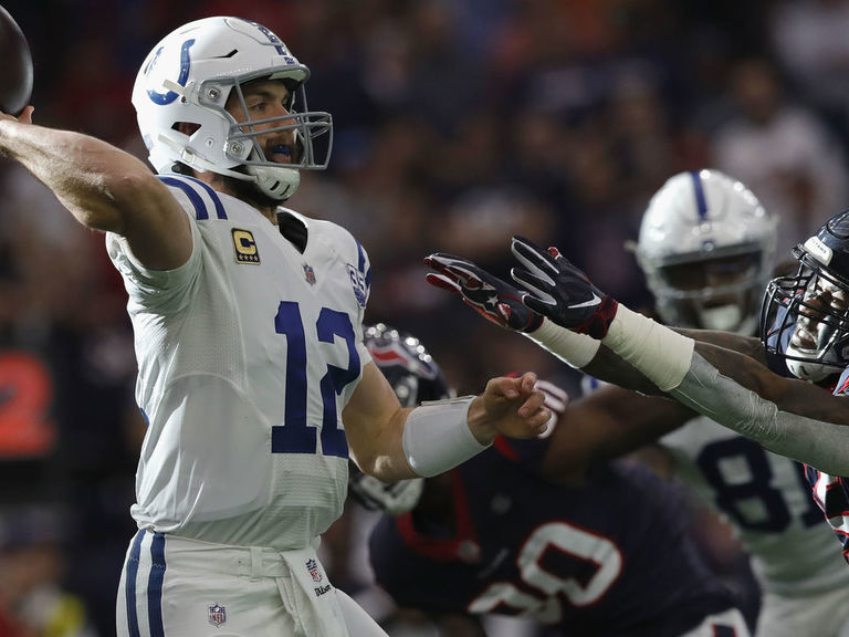 Colts dominate Texans to book divisional-round date with No. 1 Chiefs