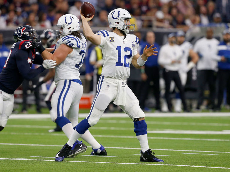 Internet reacts to Colts' dominant victory over Texans