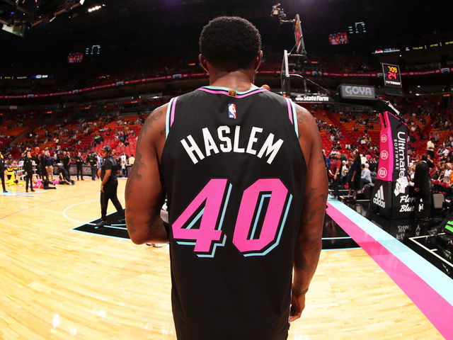 reputable site 01fad 00a10 Haslem plans to retire after season: 'Nothing else left for ...