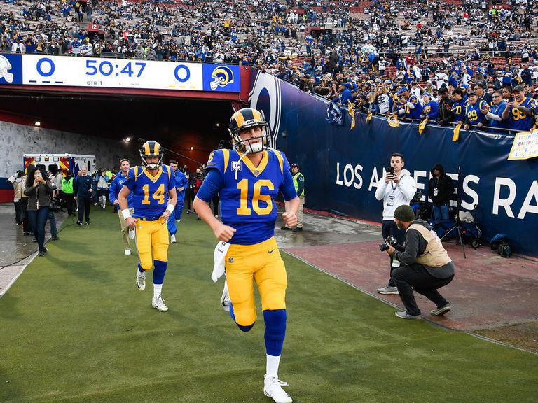 NFL Week 6 parlay: Vikings, Rams, Lions