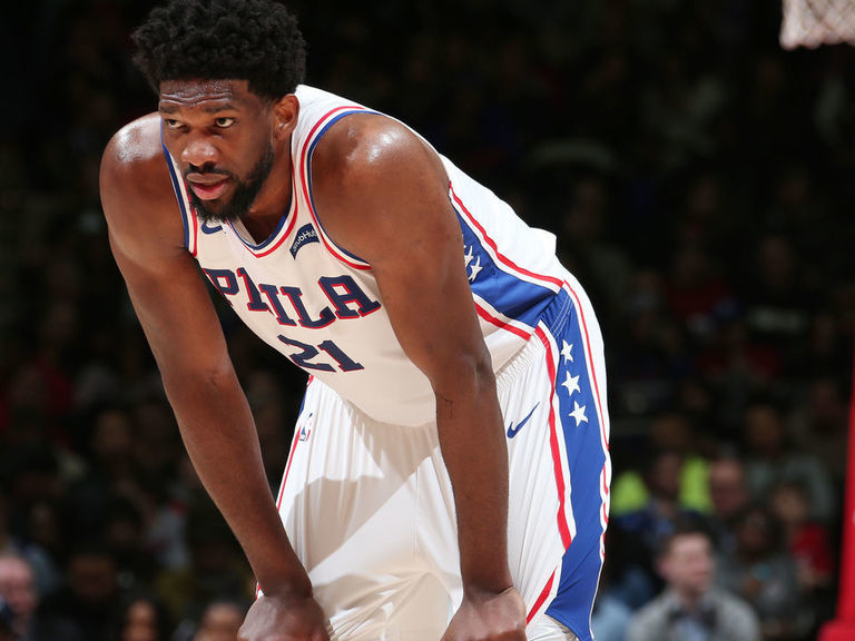 Embiid 'excited' for difficult upcoming schedule