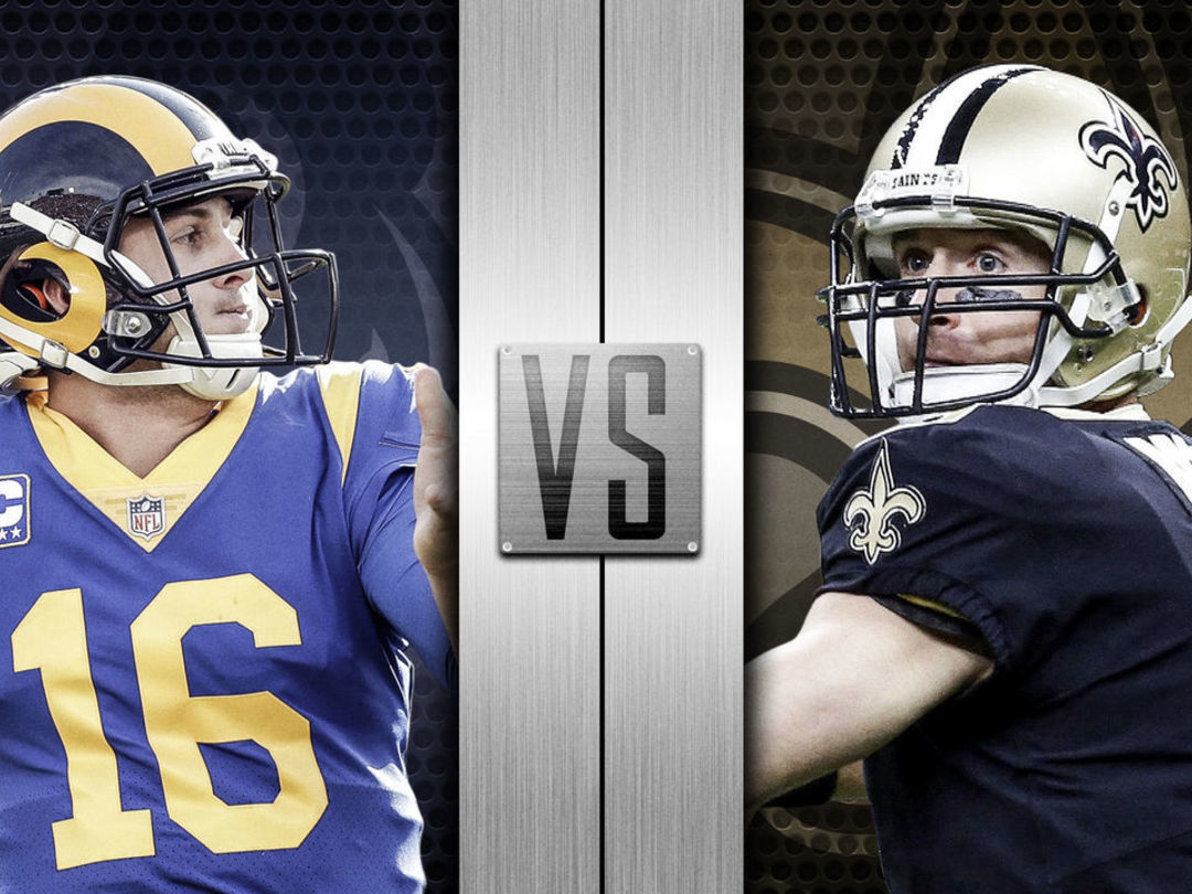 NFC championship guide: Rams seek redemption in rematch with Saints