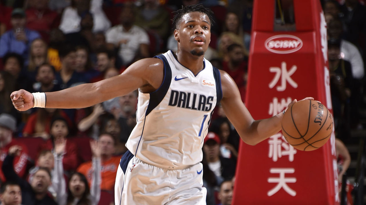 4bb6def7c29c Report  Mavs optimistic about reconciling with Dennis Smith Jr ...