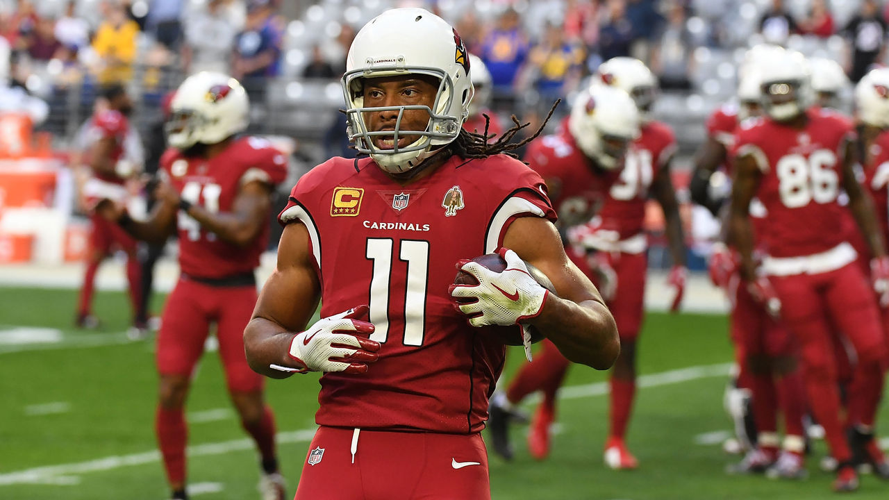 Larry Fitzgerald sinks hole-in-one while golfing with Barack Obama ... b33e3daa8