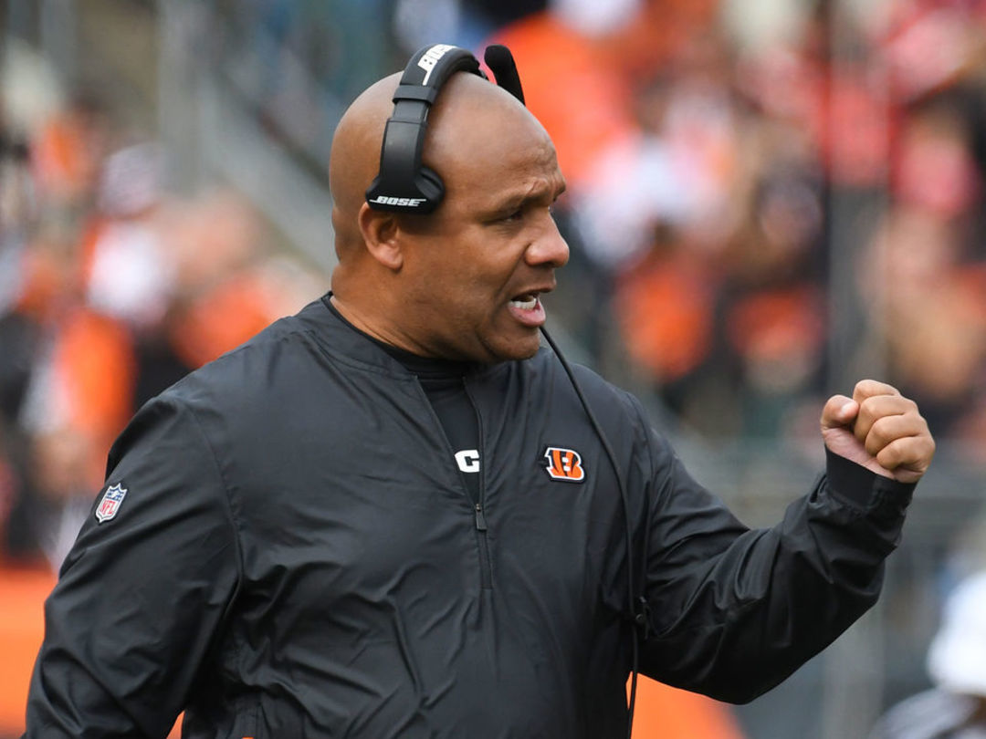 Report: Cardinals interview Hue Jackson for OC position