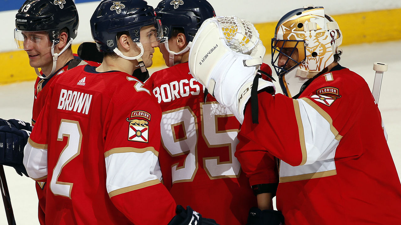 67a3295327e Panthers defeat Maple Leafs to snap 7-game losing skid