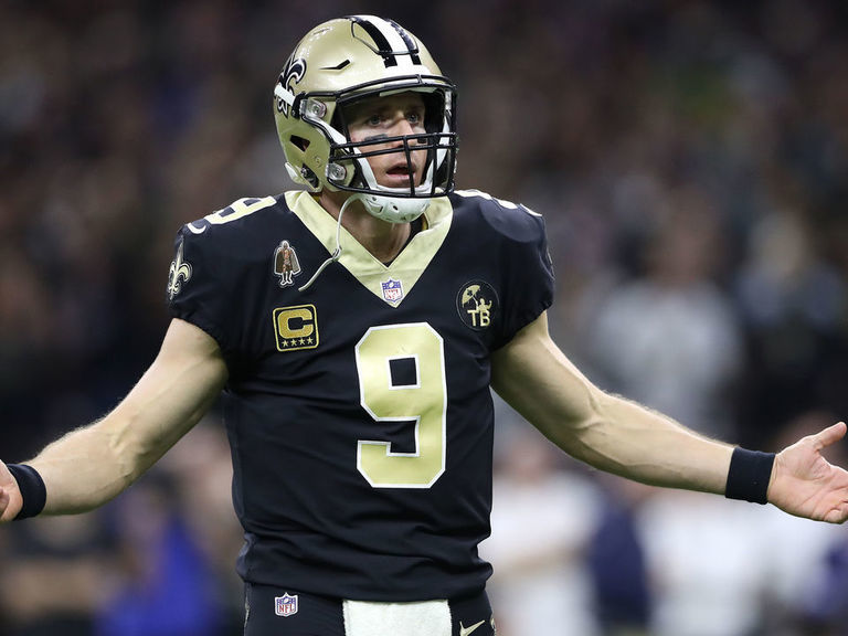 Brees using infamous non-call as motivation for 2019