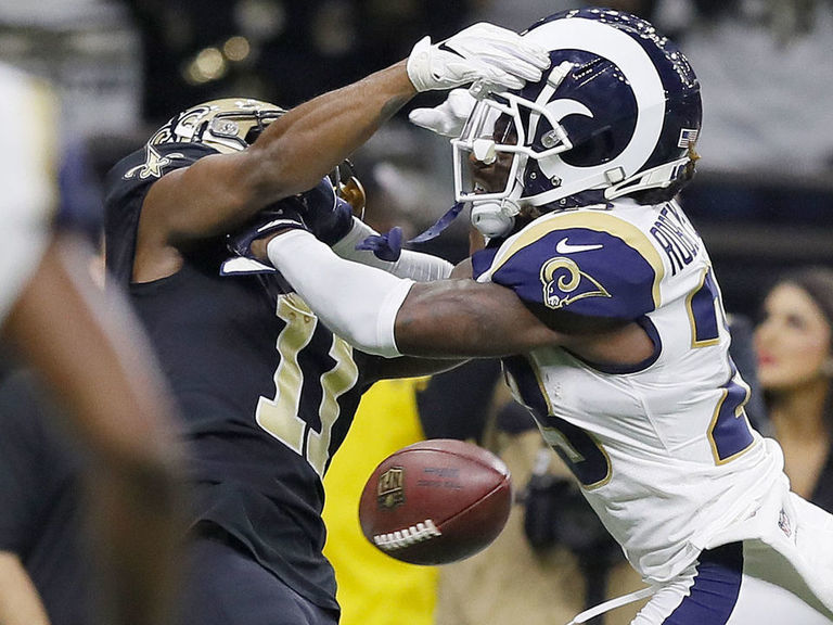 NFL approves challenges, reviews for pass interference calls