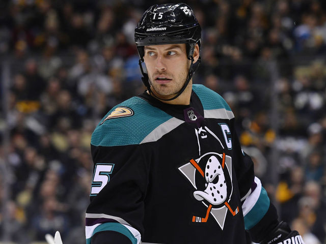 sports shoes 8522f 5ea99 Getzlaf 'pissed off' after Ducks suffer 7th straight home ...
