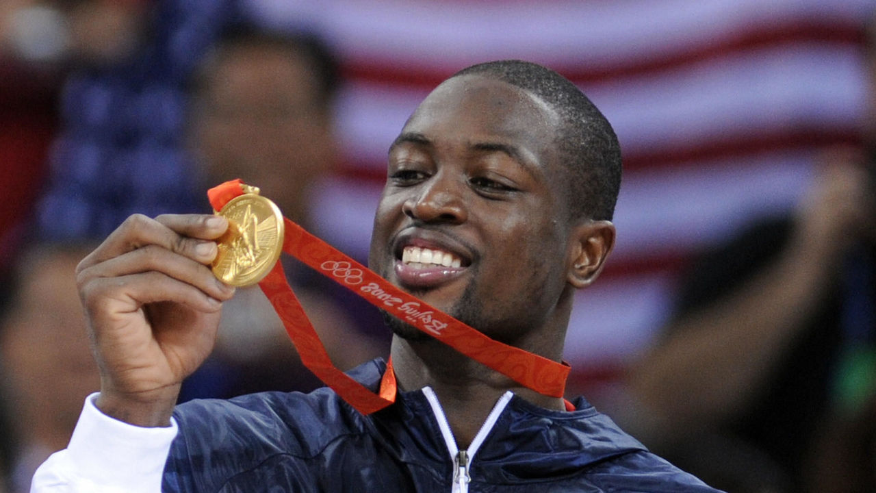info for 611f2 af655 Wade says he had to try out for 2008 U.S. Olympic team ...