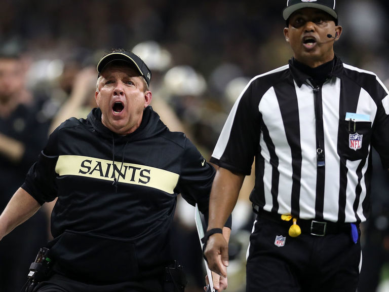 Sean Payton pushes for replay changes: We need to be better