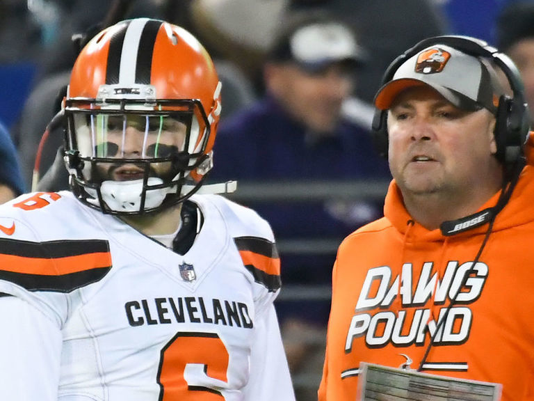 Mayfield: 'I believe in' new Browns HC Kitchens