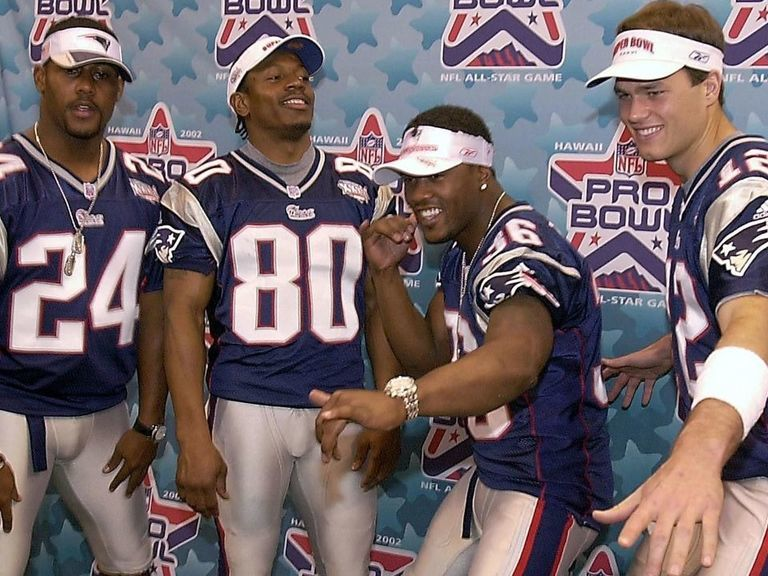 5bce290b Assembling an all-time Patriots roster of Super Bowl winners ...
