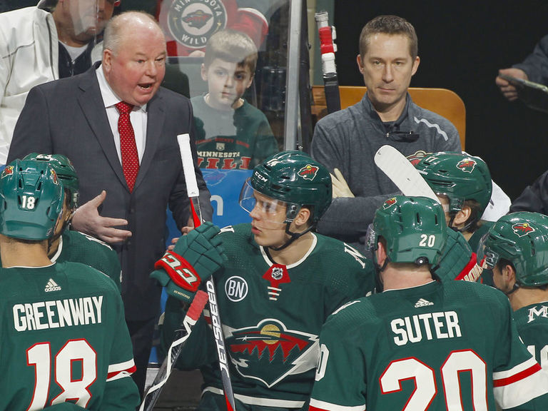 Report: Wild, Devils, Stars won't make imminent coaching changes