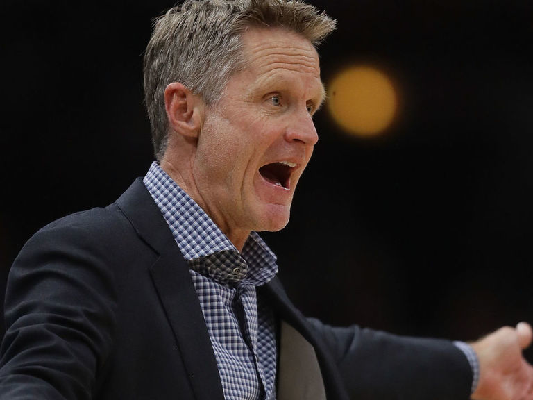Kerr responds to Trump's attack: 'The circus will go on'