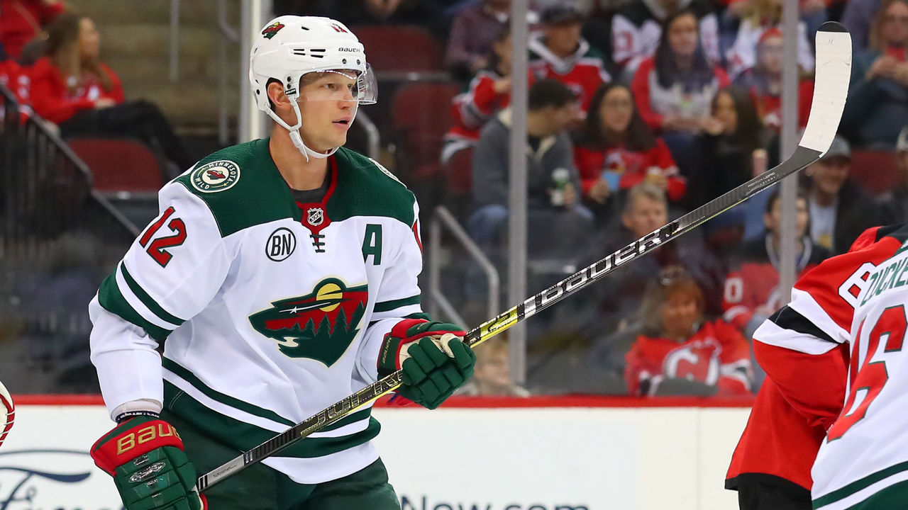 online store 80853 bb4e3 Report: Eric Staal's no-trade list 'vastly populated' with ...