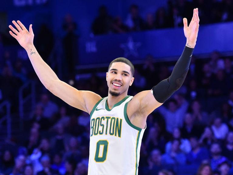 Tatum doesn't blame Kobe's tutelage for sophomore slump