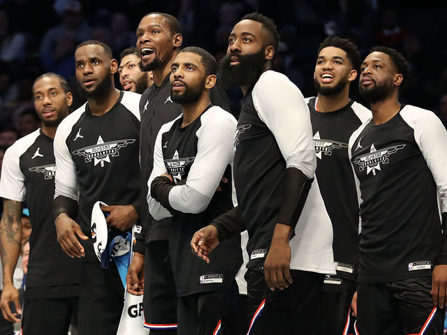b07c0da457a7f0 Team LeBron comes from behind to take 2019 NBA All-Star Game ...