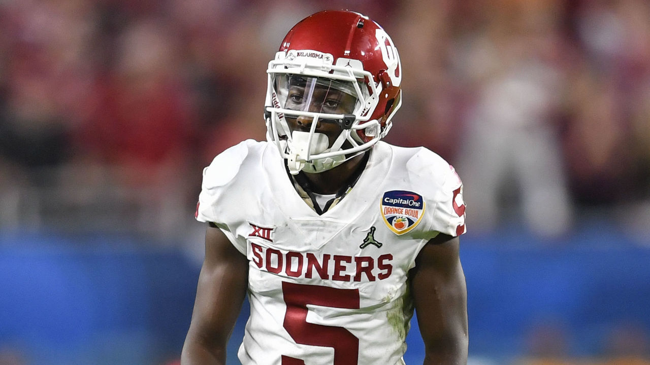 Report  Expected 1st-round pick Marquise Brown to miss combine 747c0c0b0