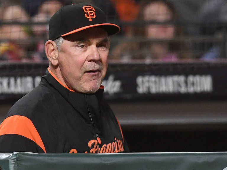 Giants manager Bruce Bochy will retire at end of season