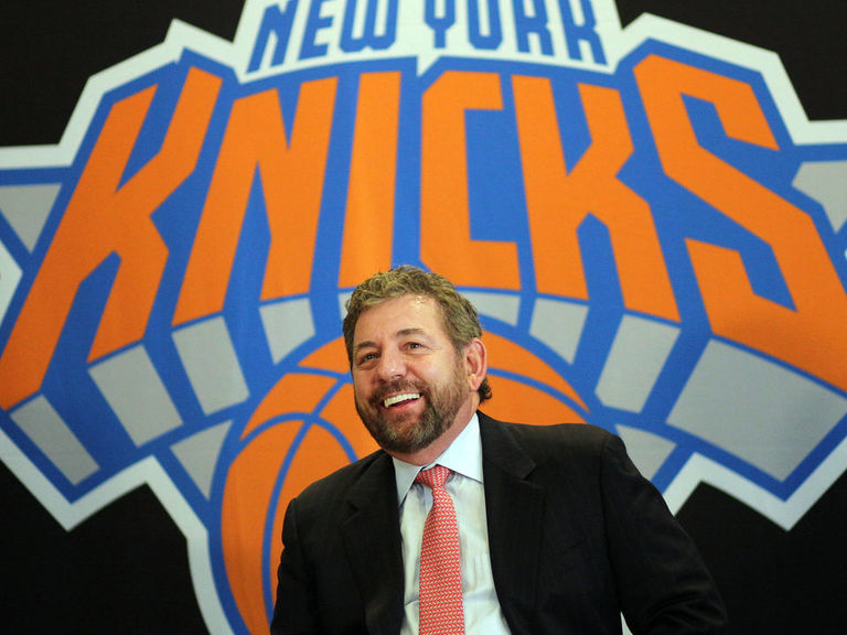MSG denies that Dolan is courting offers to sell Knicks